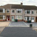 block paved driveways Warwickshire