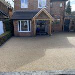 resin driveways Warwickshire
