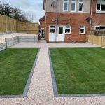 resin garden paths Warwickshire