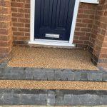 resin step installation Warwickshire